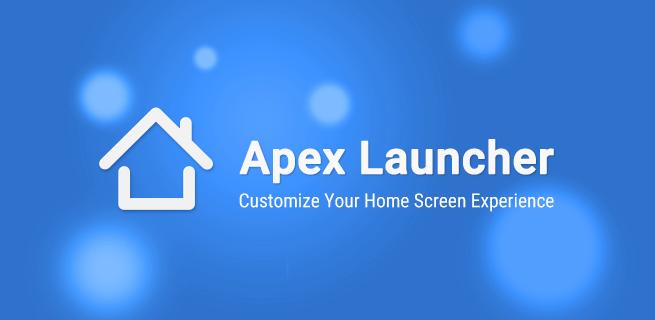 apex launchers