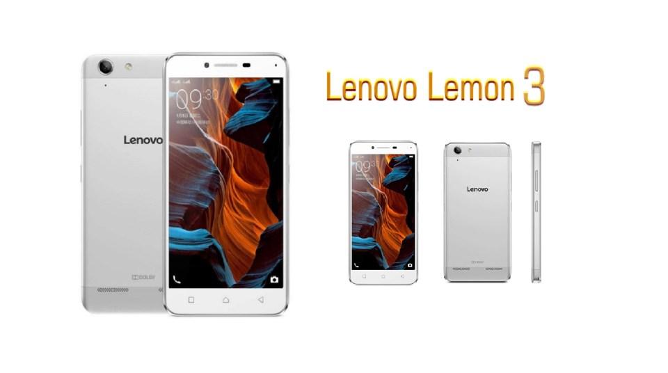 Lenovo Lemon 3