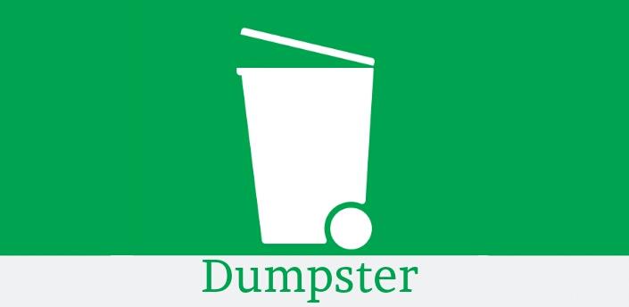 add recycle bin