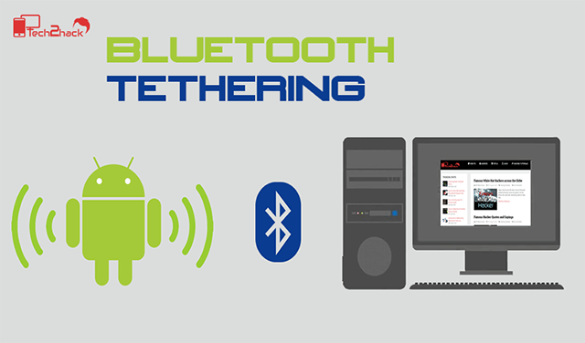android as modem-bluetooth tethering