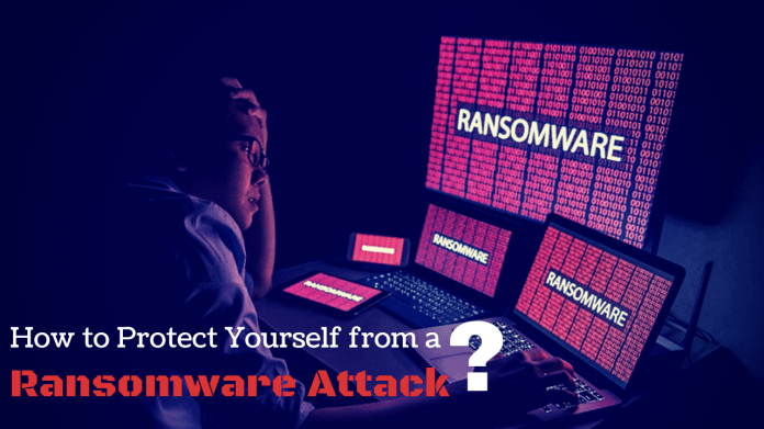 How to protect yourself from Ransomware Attack?