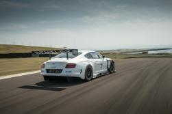 Bentley Continental GT3 Rear