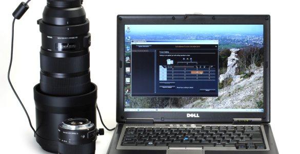 Update zelf je lens firmware met de SIgma USB dock 02