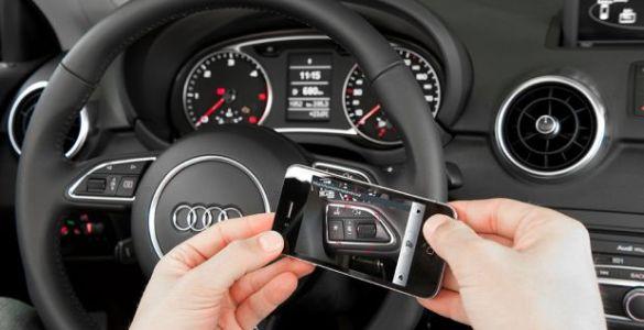 Audi vervangt instructieboekje door argumented reality app 01