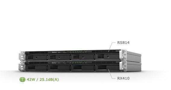 Synology RS814 RackStation NAS