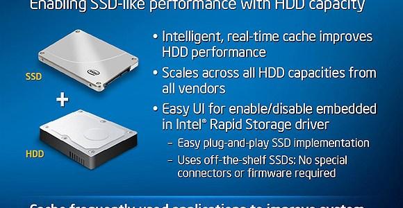 Intel Smart Respons Technology