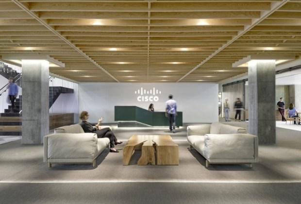 Meraki-Cisco hoofdkantoor 01