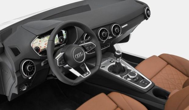 Audi Virtuele Cockpit TT 02