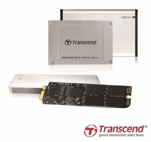 Transcend JetDrive SSD Upgrade Kit
