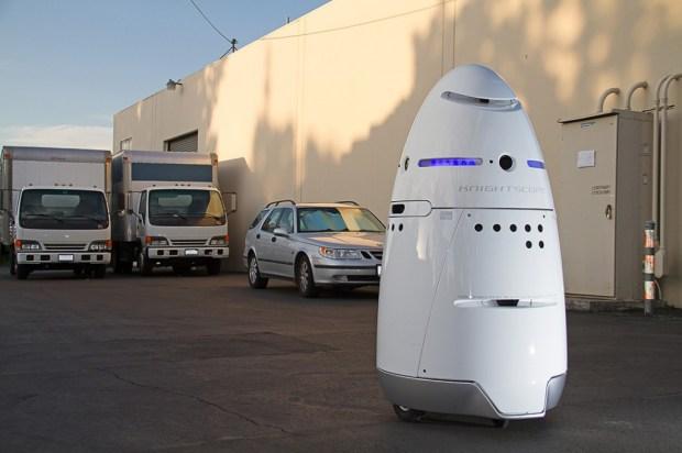K5 beveiligingsrobot 02