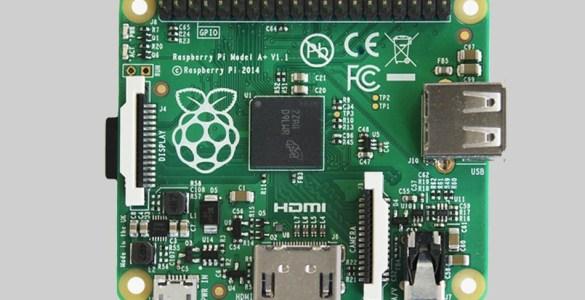 Raspberry Pi A+ 02