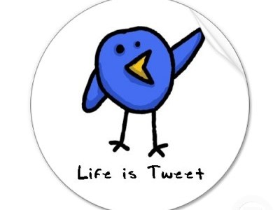 Twitter life is tweet