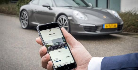 share a Porsche