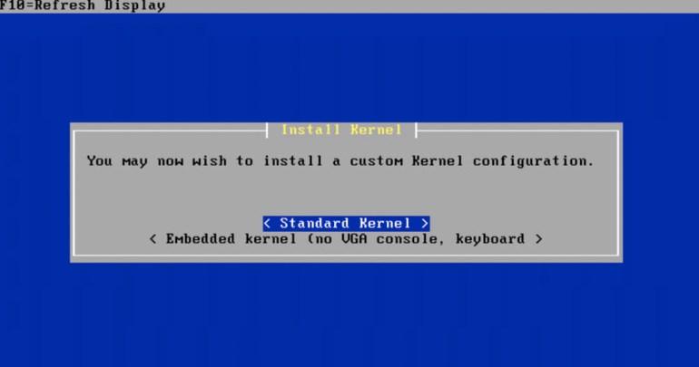 Pfsense firewall installatie tech365 005