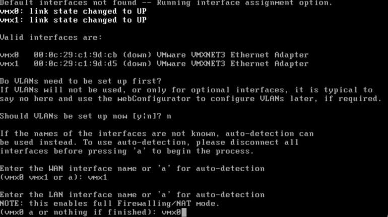 Pfsense firewall installatie tech365 009