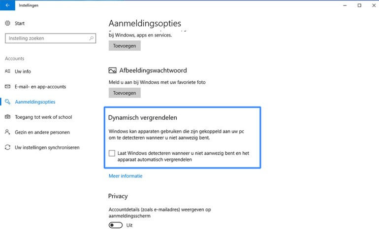 Windows 10 Dynamic Lock 005