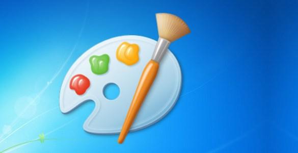 MS paint logo