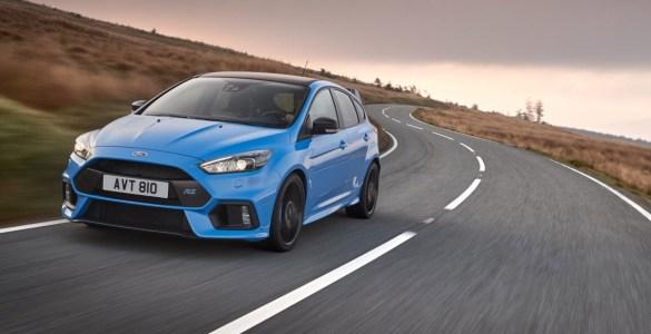Ford Focus RS TameTheTrack