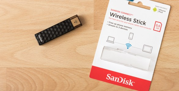 Sandisk Wireless Stick tech365 100