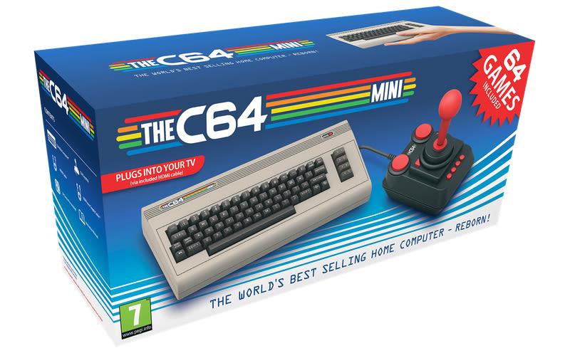 THE64 Mini Commodore