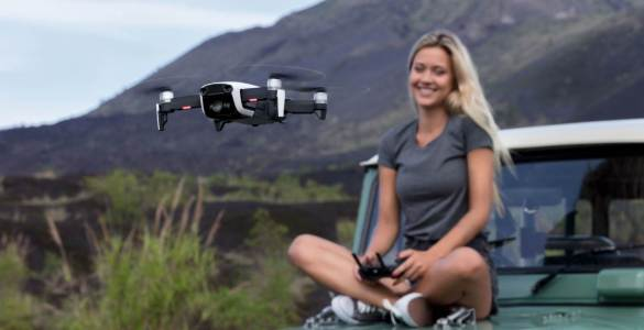 DJI Mavick Air header