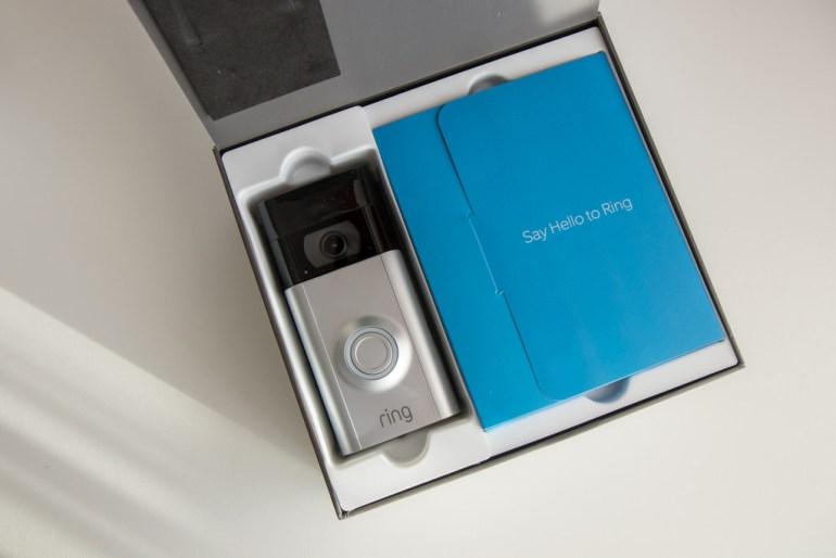 Ring Video Doorbell 2 tech365 001
