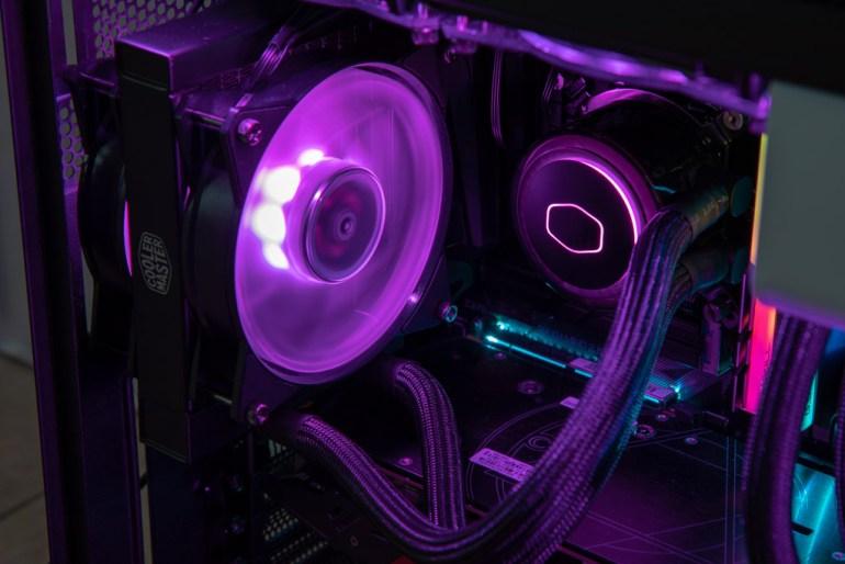 Cooler Master ML120R RGB tech365 005