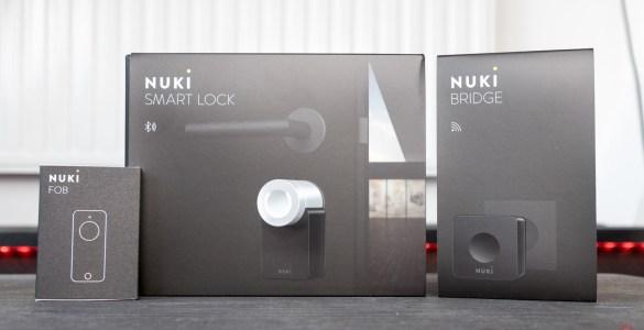 Nuki Smart lock tech365nl 100
