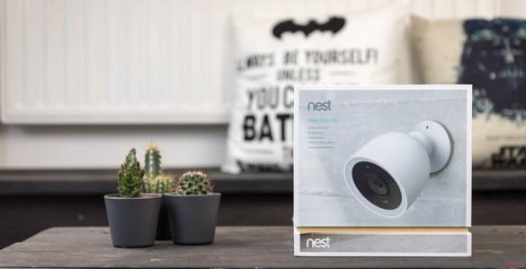 Nest Cam IQ Outdoor tech365nl 100