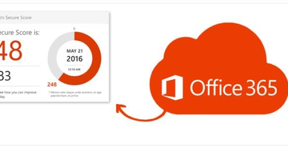 SecureScore Office365