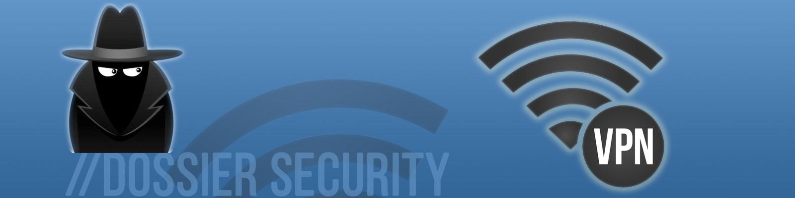 Dossier Security - Openbare Wifi en VPN