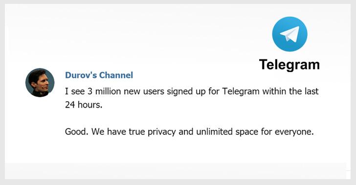 Durov Channel Telegram