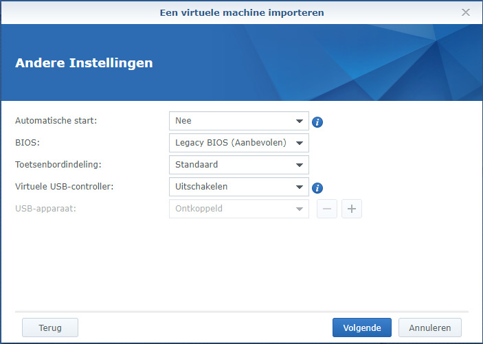 Synology Active Backup Restore 17