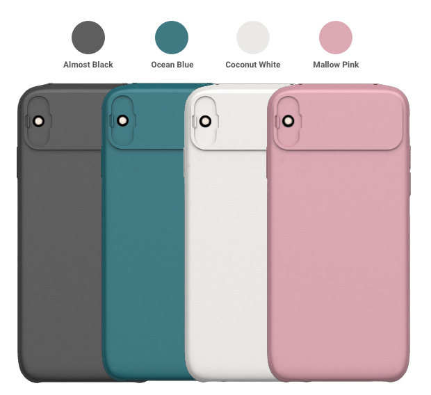 iPhone Privacy Case - Available Colors
