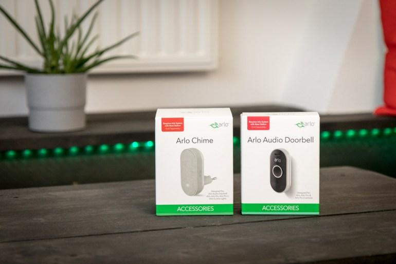 Arlo Audio doorbell tech365nl 001