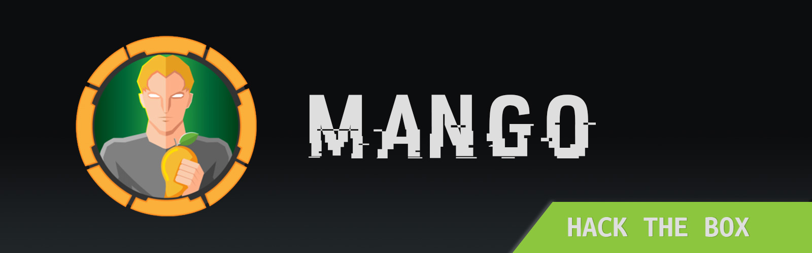 HackTheBox WriteUp Mango