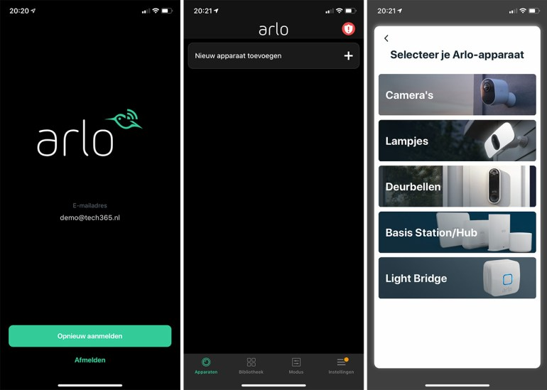 Arlo Pro 3 installatie 01