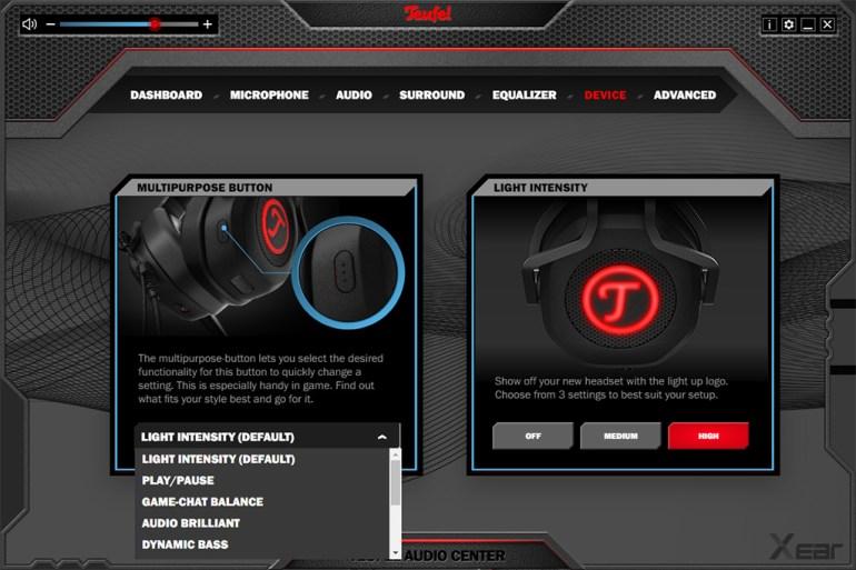 Teufel Audio Center 02