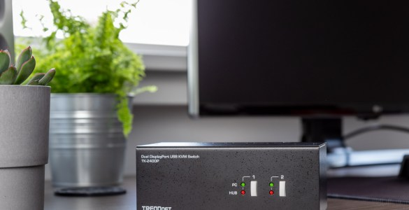 TRENDnet TK-2400P tech365 100