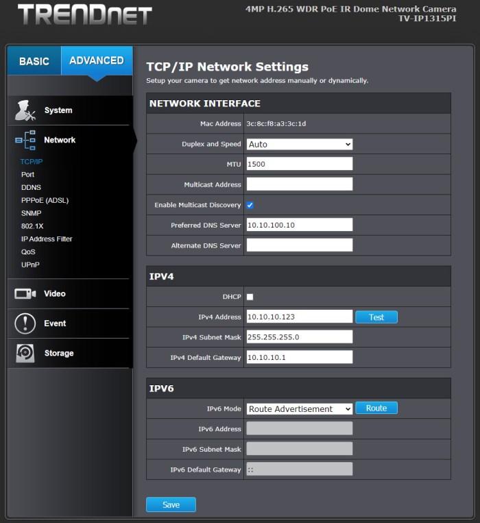 TRENDnet TV-IP1315PI - 02