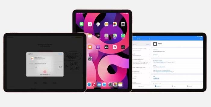 nuovi apple ipad 2020