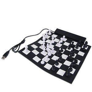 USB Chess Game- Bringing Chess into a Whole New Dimension