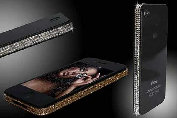 Most expensive mobile phones always have rich takers!