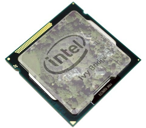 ivy bridge - latest processor series from Intel