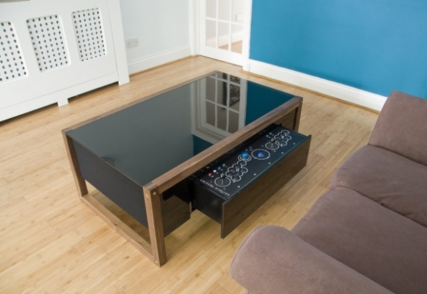 Stay Connected Even When You Have Your Coffee with High – Tech Coffee Tables!