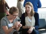 Fera Baybutt and Anna Geraghty, Tinder Foundation