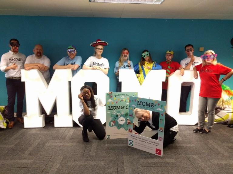 MOMO team photo