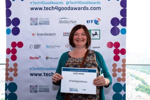 Digital Voice, Community Impact Award Finalists