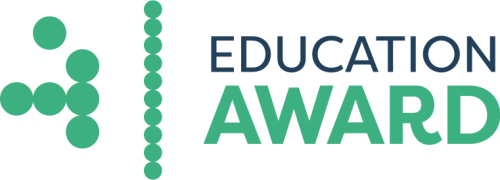 Education Award logo