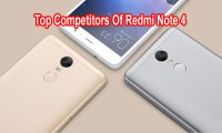 Top Competitors Of Redmi Note 4